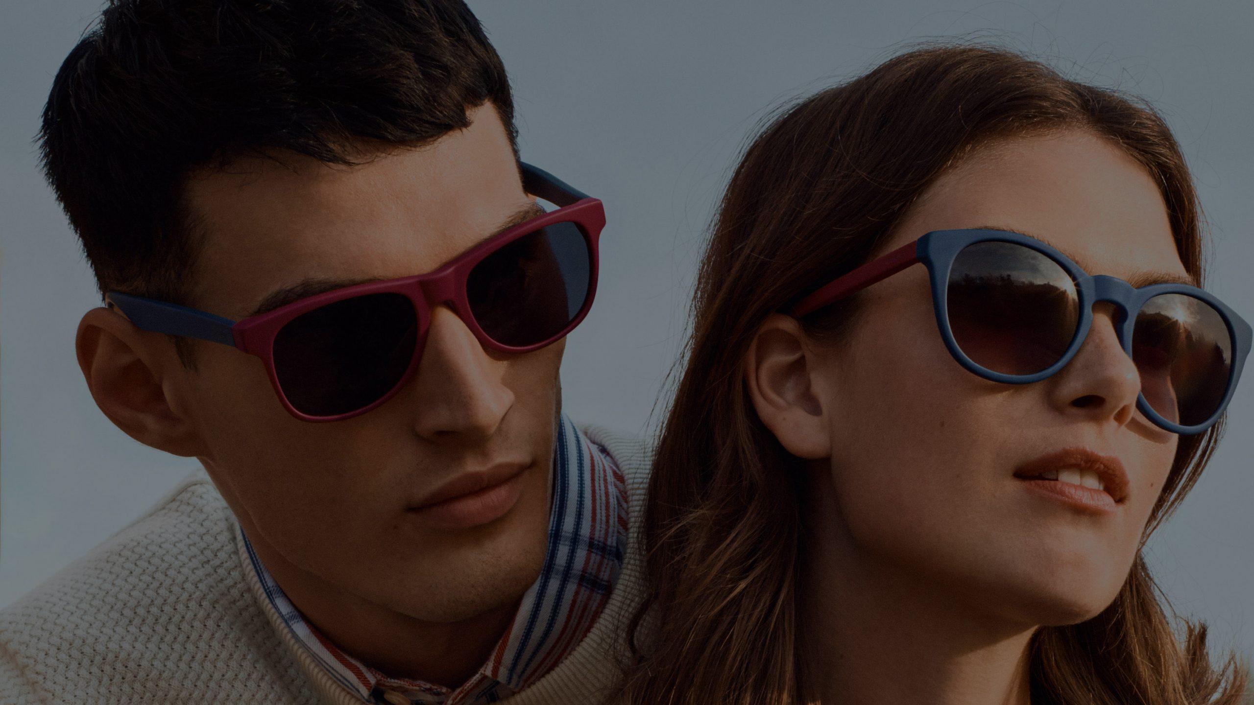 Gafas progressivas antireflejantes o solares